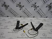 Замок переднего ремня безопасности mercedes-benz w251 r-class (A2518600369 / A2518600469), фото 1