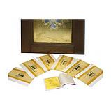 Трансферное сусальное золото, Foglia Oro, Borma Wachs, Can d'Oro Line, 24kt(проба - 999,9), 19,5 грамм, 8x8 см, фото 3