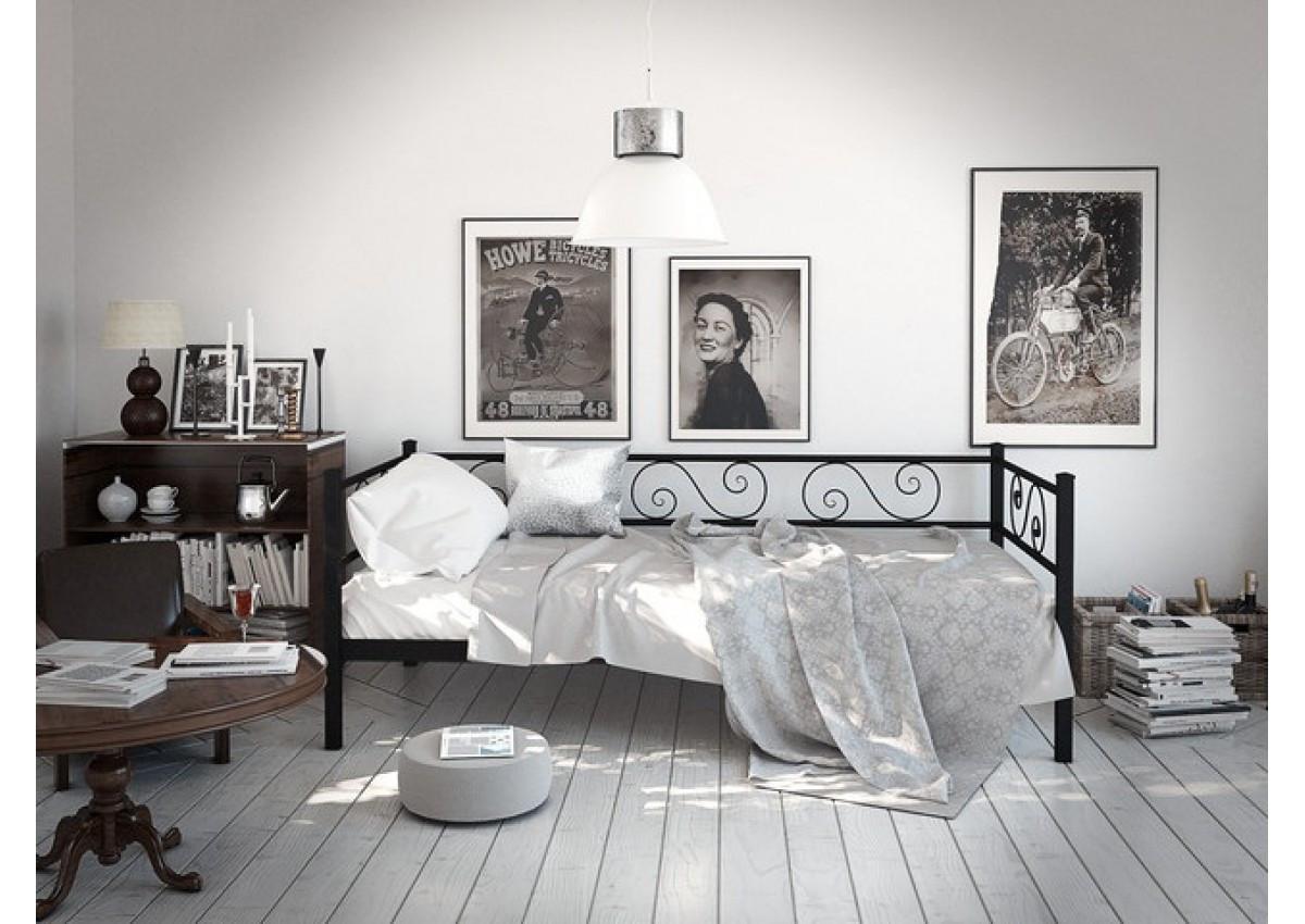 Металлический диван-кровать Амарант Тенеро