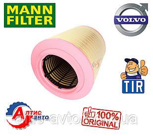 Воздушный фильтр для Volvo FH, FM Евро 5 Mann Filter вставка (патрон) в корпус 21115483