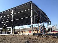 Строительство быстровозводимых конструкций из ЛСТК