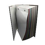 Промо матеріал для натяжних стель. Каталог матеріал для натяжних стель і фактур XL в твердій обкладинці, фото 3