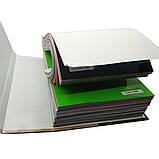 Промо матеріал для натяжних стель. Каталог матеріал для натяжних стель і фактур XL в твердій обкладинці, фото 4