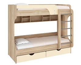 Кровать двухъярусная Юнга, фото 3