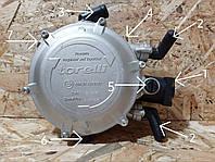 Электронный газовый редуктор Torelli (редуктор Торелли гбо 2)