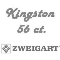 Рівномірна тканина (100% льон) Kingston 56 ct.