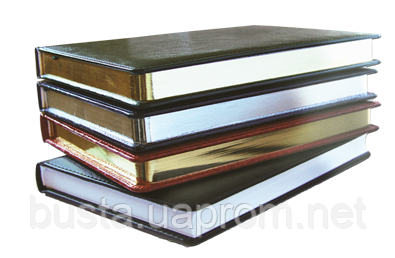 Ежедневник датированный 2020год А4 кожзам SARIF т.зеленый золотой торец
