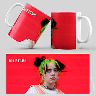 Чашка Billie Eilish