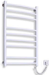 Рушникосушка Драбинка-9 біла 885х480х60
