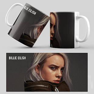 Чашка Billie Eilish 002