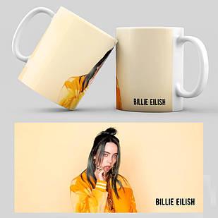 Чашка Billie Eilish 003