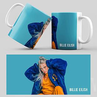Чашка Billie Eilish 004