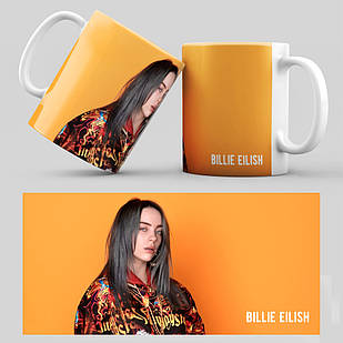 Чашка Billie Eilish 005