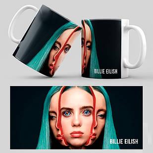 Чашка Billie Eilish 006