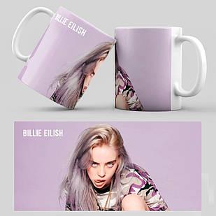 Чашка Billie Eilish 007