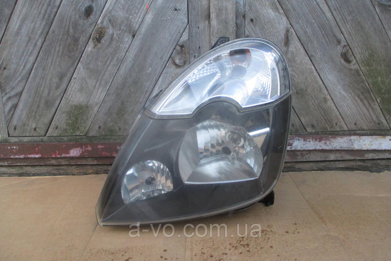 Фара левая для Renault Modus 2004-2007, 8200652047, 8200652047--A