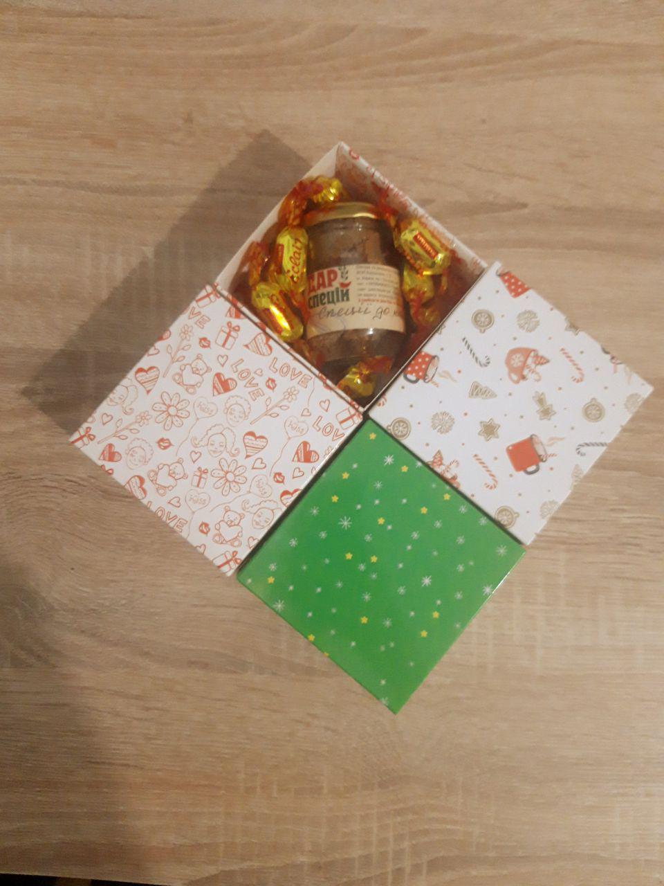 Spice Box (маленький квадрат)