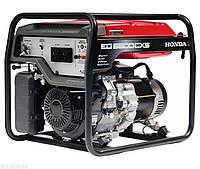 Однофазный бензиновый генератор Honda EG5500CXS (5,5 кВт)