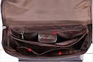 Кожаная сумка рюкзак Realer, фото 4