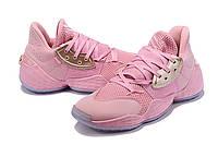 Мужские Баскетбольные кроссовки  Adidas Harden 4(Pink), фото 1