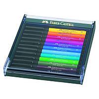 Набор лайнеров Faber Castell BRUSH 12 шт. Основные цвета (267421)