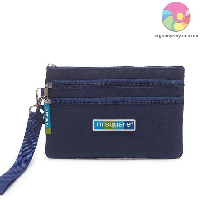 Дорожный кошелек (синий)