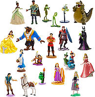 Мега набор принцесс Диснея. Дисней оригинал.Disney Princess Mega Figurine Set