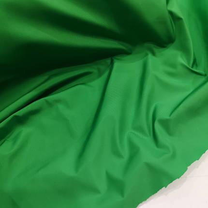 Ткань плащевка канада зеленая, фото 2