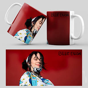 Чашка Billie Eilish 010