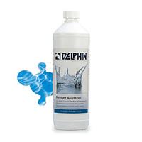 Немецкая жидкость  для удаления жирных загрязнений с поверхностей Delphin Флисан 1 литр (жидкий), фото 1
