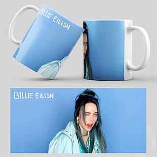 Чашка Billie Eilish 012