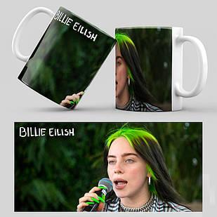 Чашка Billie Eilish 013