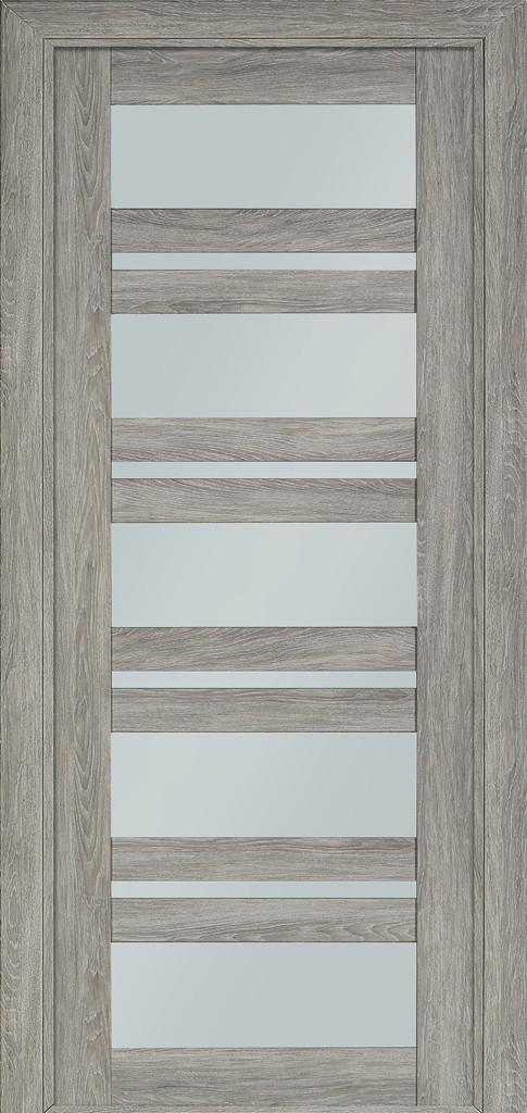 Дверь межкомнатная Terminus Модель 107 Эскимо (застекленная)