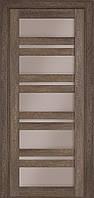 Дверь межкомнатная Terminus Модель 107 Фундук (застекленная)