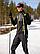 Бриджи зимние Noname SKI SHORTS UNISEX, фото 2