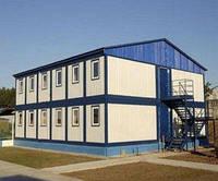 Строительство быстровозводимых модульных зданий