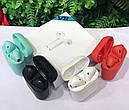Беспроводные Bluetooth наушники HBQ V8 TWS Bluetooth 5.0 белые, фото 8