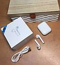 Беспроводные Bluetooth наушники HBQ V8 TWS Bluetooth 5.0 белые, фото 9