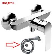Змішувач на душ Imprese Kucera + набір гігієнічного душу в подарунок