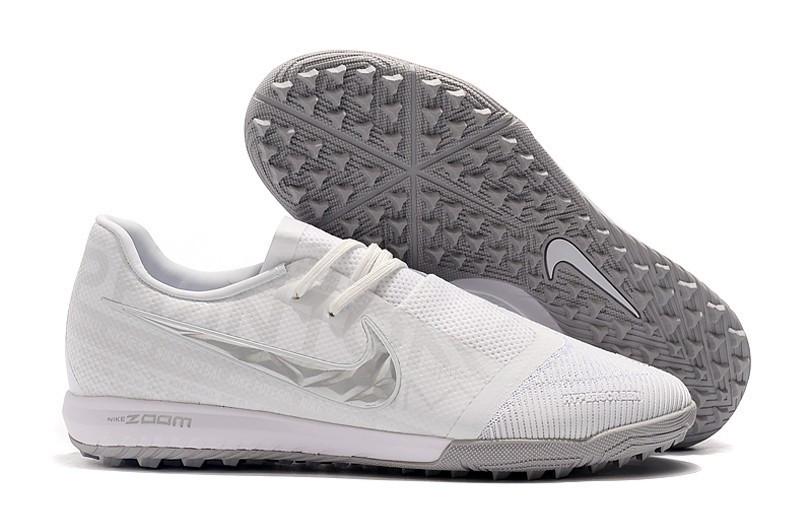 Сороконожки Nike Phantom VNM Pro TF white