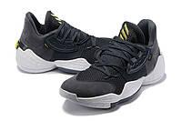 Мужские Баскетбольные кроссовки  Adidas Harden 4(Grey), фото 1