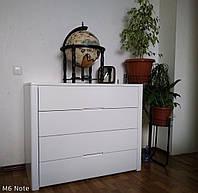 """Комод деревянный """"Орео-2"""" белый"""