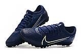 Сороконожки Nike Mercurial Vapor XIII Pro Neymar TF dream speed blue, фото 6