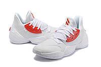 Мужские Баскетбольные кроссовки  Adidas Harden 4(White), фото 1