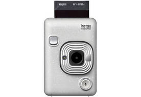Фотокамера моментальной печати Fujifilm Instax Mini LiPlay Stone White (16631758)
