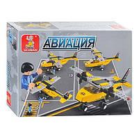 Конструктор SLUBAN M 38 B 0360 Авиация, самолет