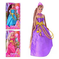 Кукла DEFA 8195 Принцесса, в кор-ке