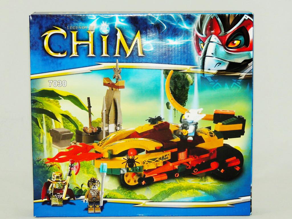 "Конструктор 7030 ""CHIM"",""Машина-скорпион"""