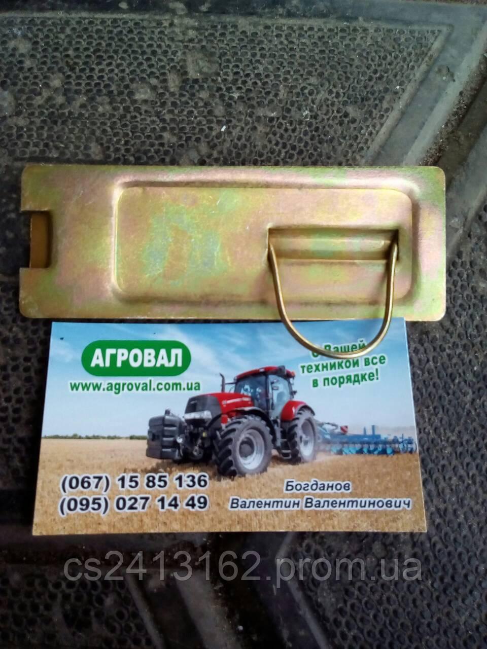 Заслонка СЗГ 00.150А зерновых аппаратов СЗ