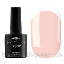 База Komilfo French Rubber Base 003 Blondie Pink, 8мл - Френч-база
